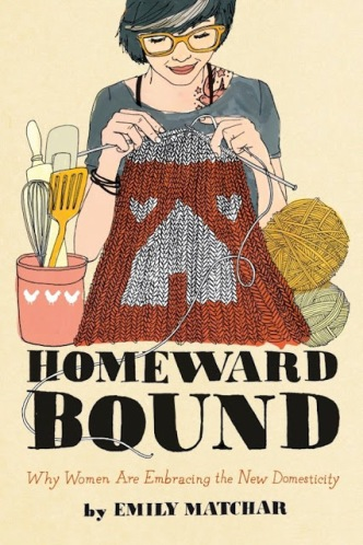 Homeward Bound cover (by E.Matchar)