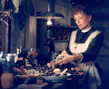 Stéphane Audran as Babette  - Babette's Feast -