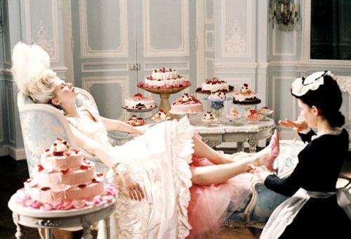 'Marie-Antoinette' film - 2006